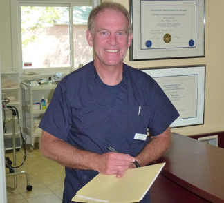 Dr. Peter Wilson - Podiatrist in Burlington, Ontario